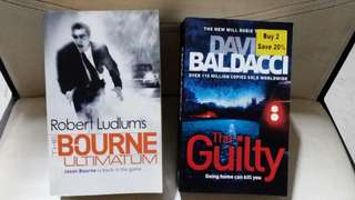 The Guilty & Bourne Ultimatum
