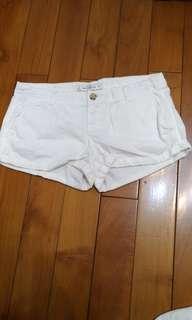 🚚 正品A&F短褲,size W26