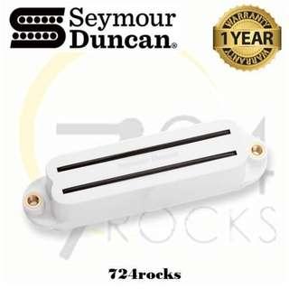 Seymour Duncan SHR-1B Hot Rails Strat Bridge Single Coil Humbucker Pickup / Guitar Pickup