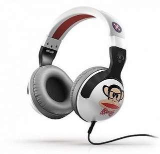 Headphones Skullcandy Hesh 2.0 Paul Frank Scholistic Julius