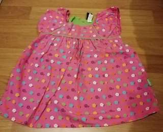 Gap kid flowery dress