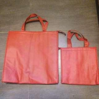 兩個(一大一少) 新的環保實用冰袋