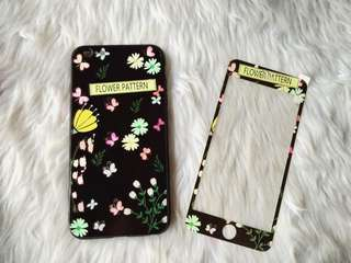 Flower case for Iphone 6plus