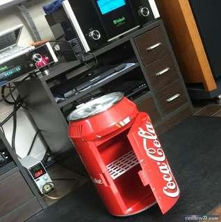Coca cola 雪櫃