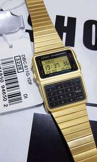 REPRICED! CASIO GOLD WATCH ORIGINAL