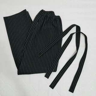 GU可拆式吊帶褲