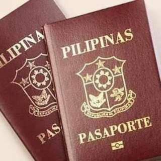 PASSPORT APPOIBTMENT SLOT