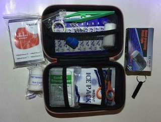 First Aid Kit, Survival Kit