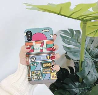 7 eleven iphone case iphone cover (PO)