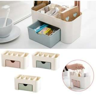 🚚 Makeup Storage Box Desk Storage
