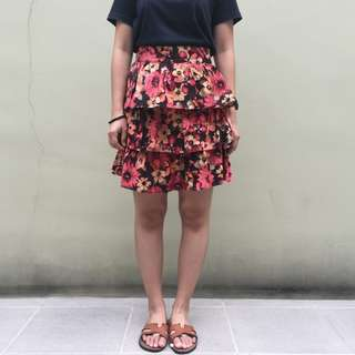 rok layer floral