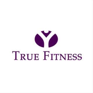 True Fitness Membership 21 mths