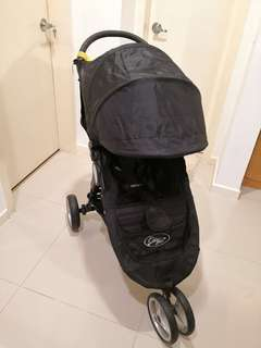 Preloved Baby jogger city mini 2011 - excellent condition!