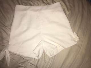 High waisted shorts size 10