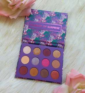[INSTOCK BNIB] COLOURPOP ELEMENT OF SURPRISE EYESHADOW PALETTE