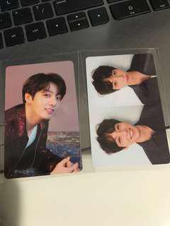WTT BTS Love Yourself Tear PC