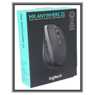 Genuine Logitech MX Anywhere 2s Wireless Mobile Mouse