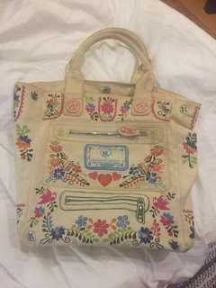 Authentic Harajuku Lovers Tote bag