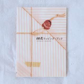 Zine Book - MT Masking Tape Wrapping Book