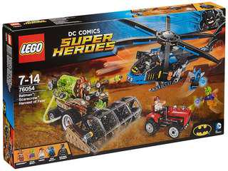Lego 76054 Scarecrow Harvest of Fear