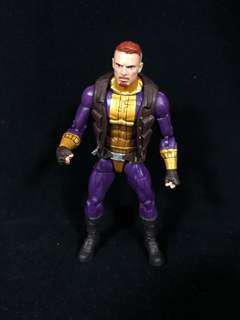 Marvel Legends Custom MCU Batroc Captain America Winter Soldier