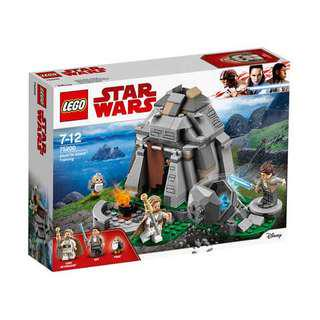 Lego 75200 Star Wars Ahch-To Training