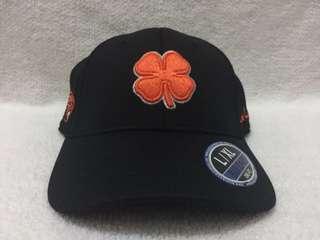 Black clover baseball cap