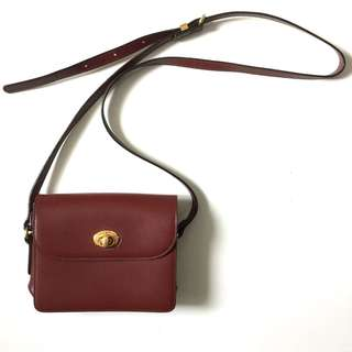 PLOVED: Authentic Vintage Marie Claire Sling Bag