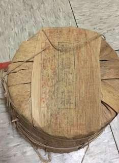 敬昌號 原筒 茶餅 陳期 40年