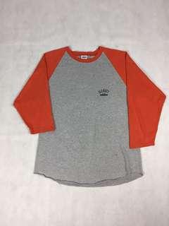 🚚 $100🍗USA vintage-美國古著 7分袖棒球上衣(第二件🍗價$100)