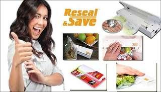 Reseal & Save