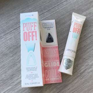 Benefit eye cream w metal tip bnib #HariRaya35