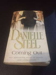 Danielle Steel- Coming Out