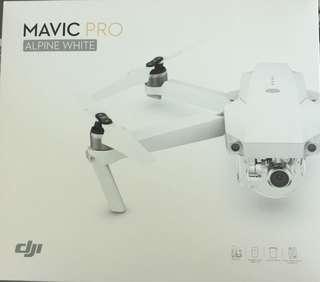 MAVIC Pro 航拍機
