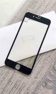 🚚 Iphone7/8 6D 全螢幕膜 6D 玻璃 防碎邊