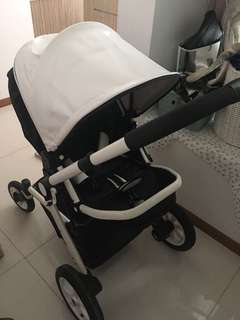 """First car from Germany - Baby and kid stroller """"Passo"""" Fun4Baby"""