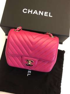Chanel mini square 17 cm