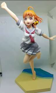 Love live idol anime girl figure pvc collectable manga