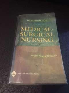 Lippincott's Medical Surgical Nursing