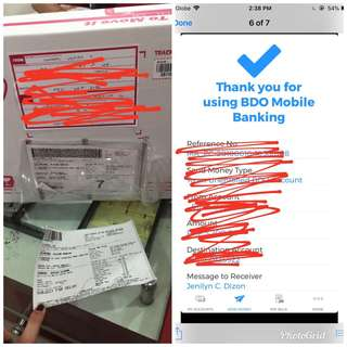 Thanks for trusting! Repeater client!😍👍
