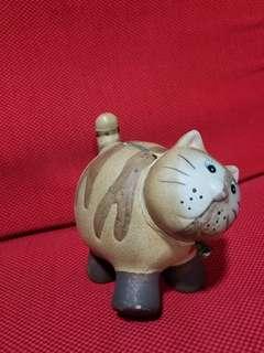 貓咪錢罌擺設