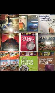 Upper Secondary O Level Textbook