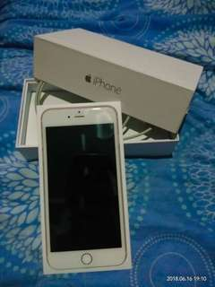 Iphone6 plus gold 16gb f.u