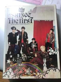 🚚 SHINEE 2012專輯