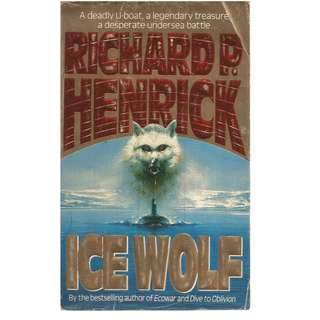 Richard P. Hendrick - Ice Wolf