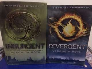 Divergent and Insurgent Books
