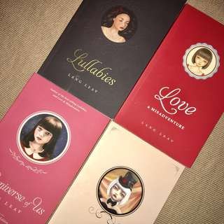 Anthology of Love - Lang Leav