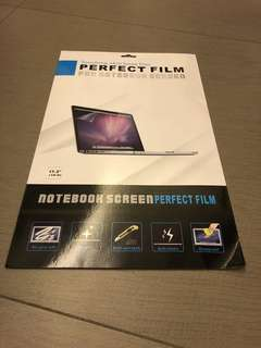 Notebook Screen Perfect Film