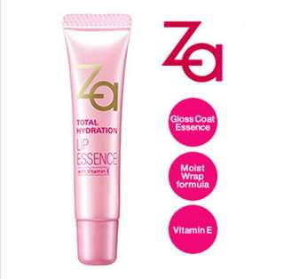 Za Lip essence (with free gift)