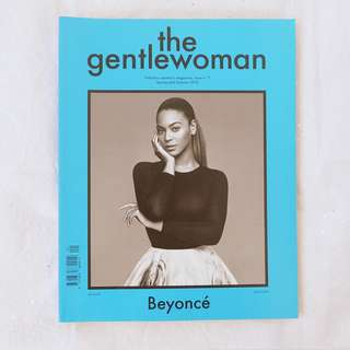 Design magazines - The Gentlewoman, Spring/Summer 2013, Issue 7